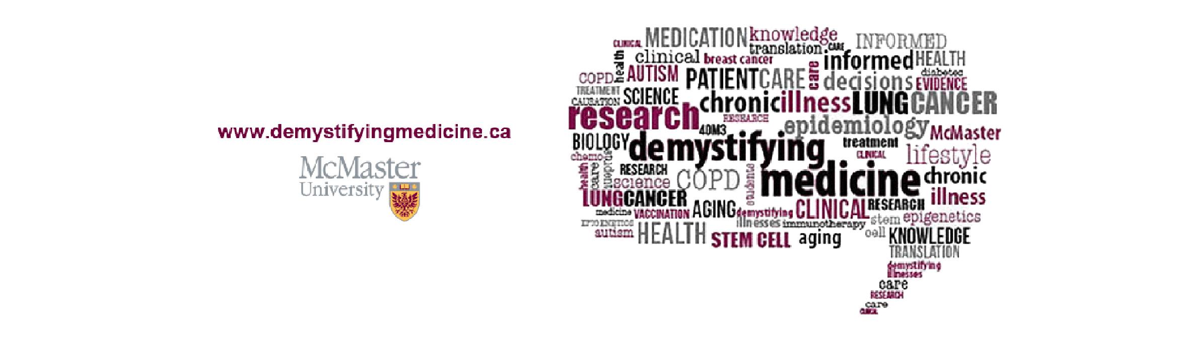Demystifying Medicine Home