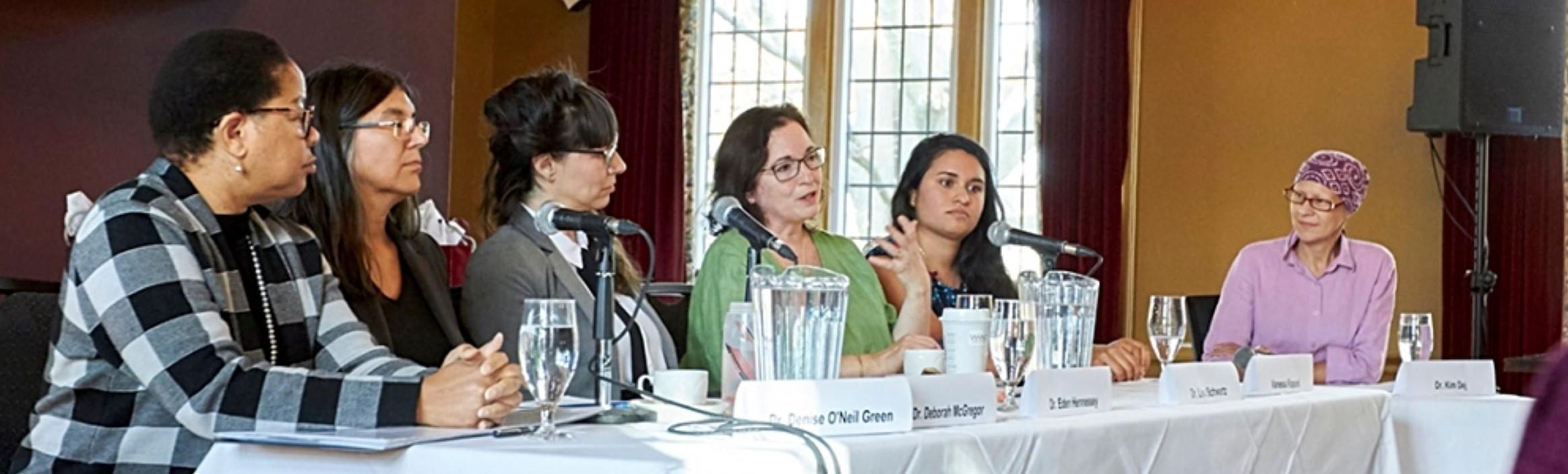BANNER Research Lisa Schwartz Women-in-STEM-panel (3)