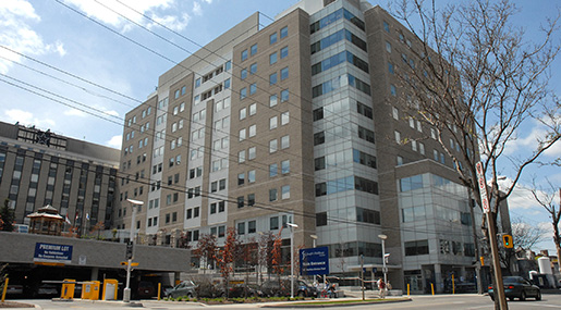 St. Joseph's Healthcare Hamilton Charlton Campus