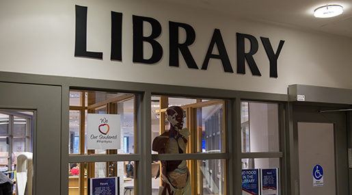 Institute for Applied Health Sciences - Library