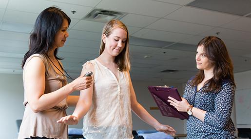 Rehabilitation Sciences - Physiotherapy