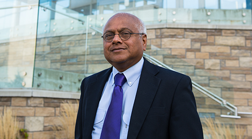 Salim Yusuf of the PHRI