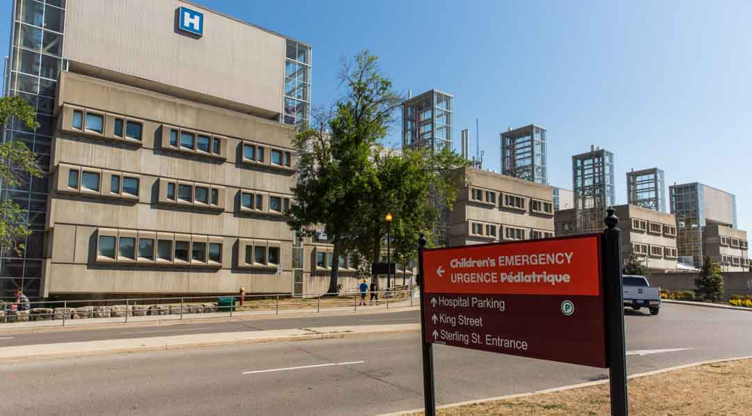 Mcmaster Children's Hospital