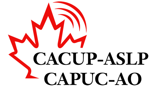 Council for Accreditation of Canadian University Programs in Speech-Language Pathology