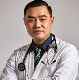 Dr. Justin Lee, Assistant Professor, Division of Geriatric Medicine