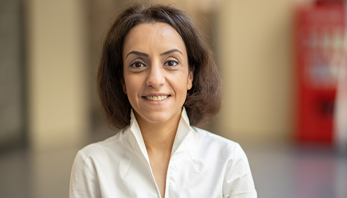 Samira Samiee-Zafarghandy is an assistant professor of pediatrics at McMaster University. Photo courtesy Hamilton Health Sciences