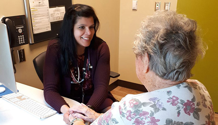 Gina Agarwal, associate professor in the Department of Family Medicine at McMaster University