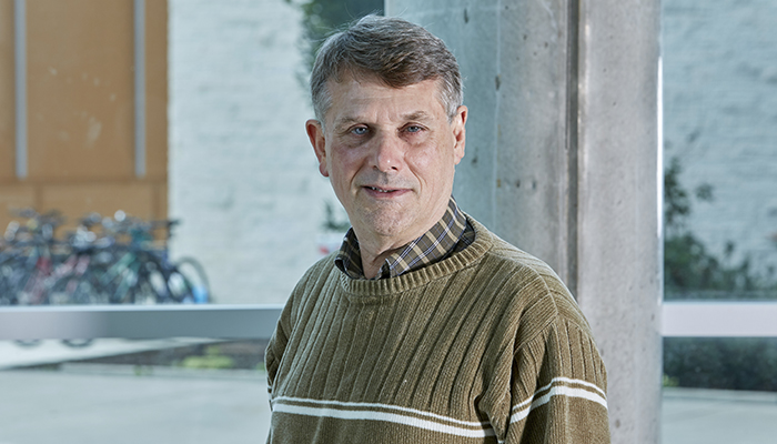 Gordon Guyatt, Distinguished University Professor in the Faculty of Health Sciences at McMaster University