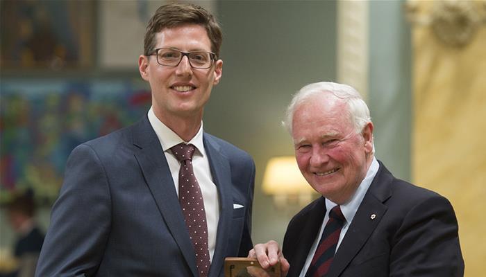 Gregory Steinberg Award
