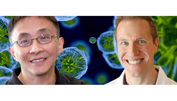 Xing Zhou and Jonathan Schertzer