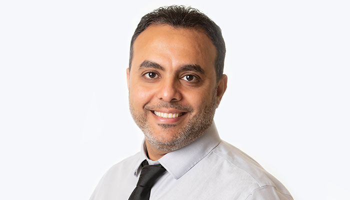 Waleed Alhazzani is an associate professor of medicine at McMaster University.