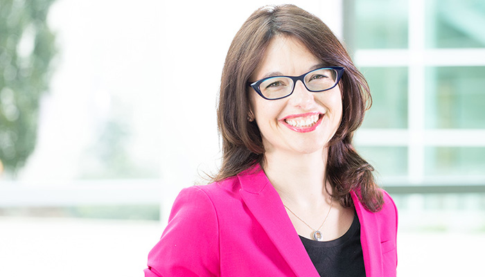 Dawn Bowdish is an associate professor in pathology and molecular medicine, and a member of the Michael G. DeGroote Institute for Infectious Disease Research and the McMaster Immunology Research Centre, and the McMaster Institute for Research on Aging.