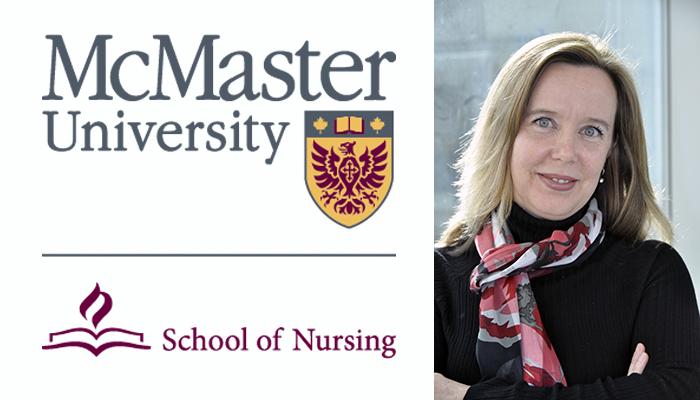 Sandra Carroll, vice-dean, health sciences and executive director of the McMaster School of Nursing