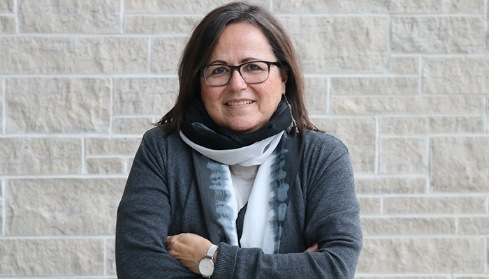 Bernice Downey is the associate dean, Indigenous Health for the Faculty of Health Sciences.