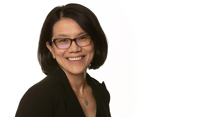 Mylinh Duong, associate professor of medicine