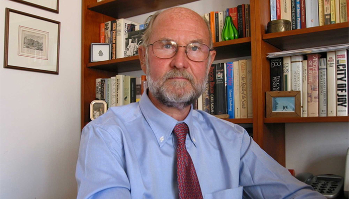 Frank Graham is a professor emeritus of the departments of biology and pathology and molecular medicine.