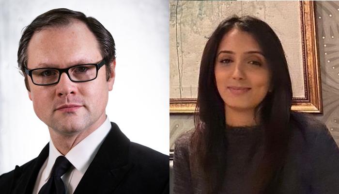 James MacKillop and Meenu Minhas, Peter Boris Centre for Addictions Research