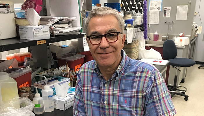Manel Jordana, professor of medicine and senior author of the paper