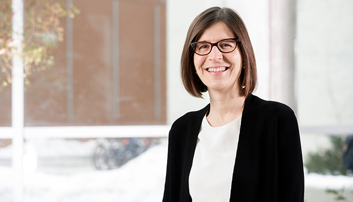Kathy Georgiades is an associate professor of psychiatry and behavioural neurosciences and a researcher with the Offord Centre for Child Studies.