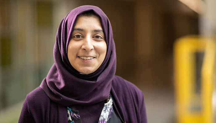 Sarah Khan, Assistant Professor, Department of Pediatrics, Division of Infectious Diseases