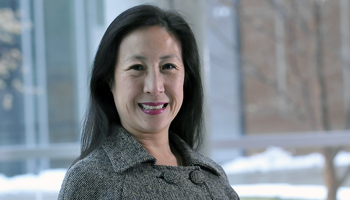Michelle Kho is an associate professor at McMaster's School of Rehabilitation Science and a physiotherapist St. Joseph's Healthcare Hamilton.