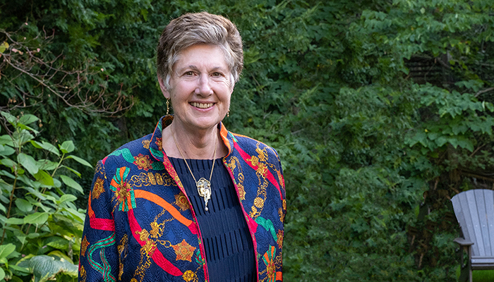 McMaster Chancellor Emerita Suzanne Labarge invests in world-class research on aging to improve health and well-being.