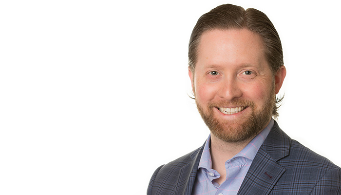 Matthew Miller is an associate professor of biochemistry and biomedical sciences.