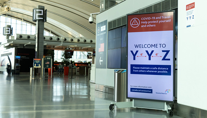 The MHL Border Study, which is also funded by Air Canada and the Greater Toronto Airport Authority, will inform Canada's potential strategies for border surveillance at airports and other points of entry.