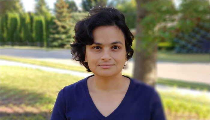 Ashirbani Saha, assistant professor and research educator, Department of Oncology