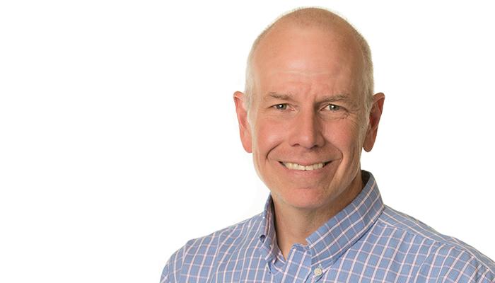 Geoff Werstuck, professor of medicine