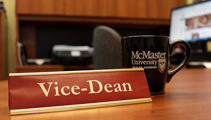 Vice dean