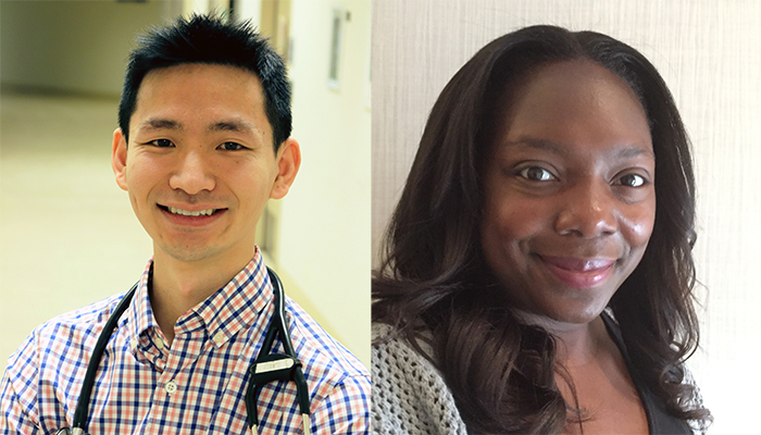 Derek Chu is a fellow in clinical immunology and allergy in the Department of Medicine and Zainab Abdurrahman is an assistant clinical professor in the Department of Pediatrics.