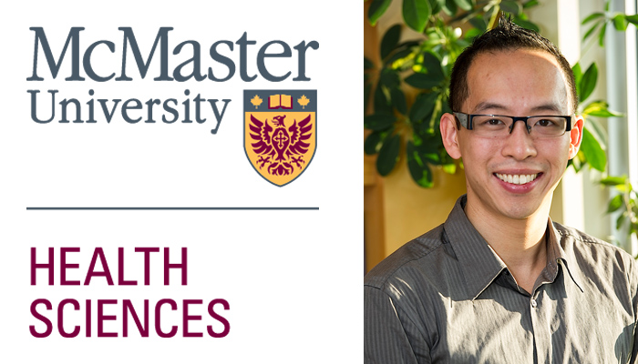 Henry Siu, McMaster lead for the project, is an assistant professor of family medicine at McMaster and a Hamilton long-term care and family physician.