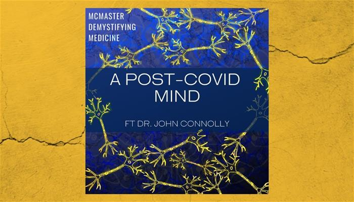 A Post-Covid Mind ft. Dr. John Connolly
