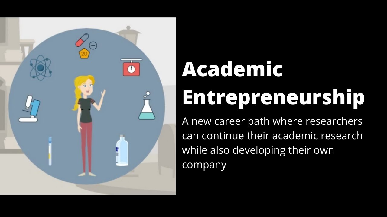 Academic Entrepreneurship A new career path for researchers