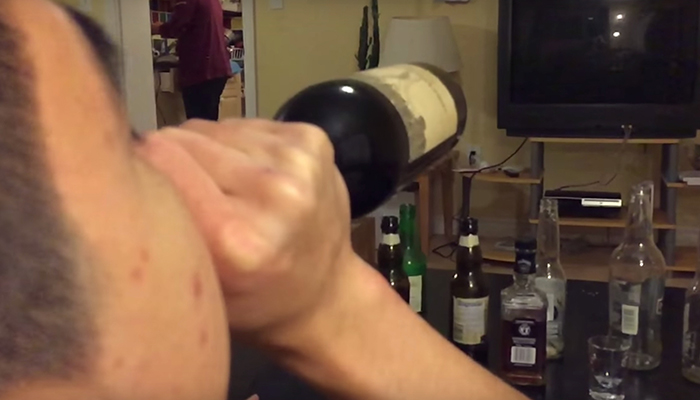 Alcohol effects on body