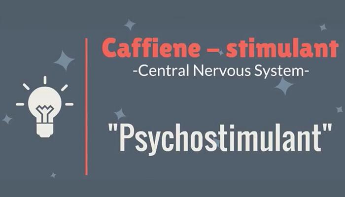 Caffeine stimulant