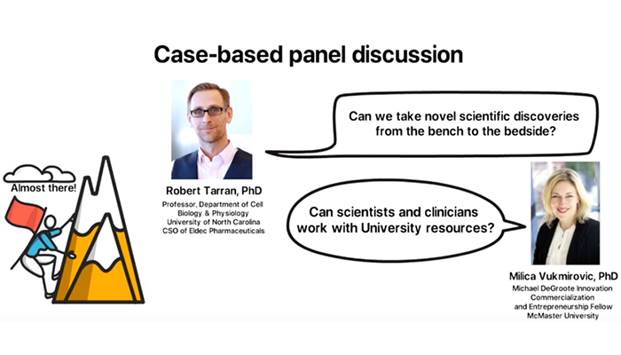 Case-based panel discussion