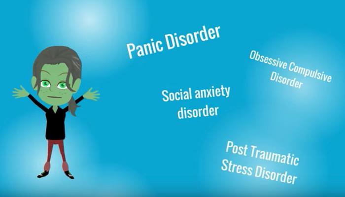 Chronic mental disorders