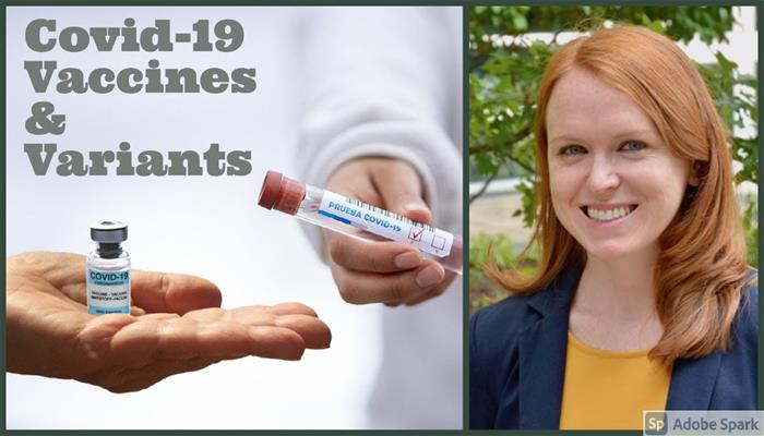 Covid-19 vaccines and varients with Dr. Mullarkey