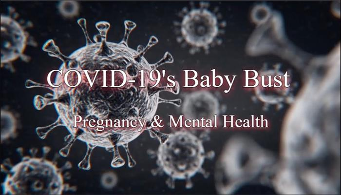 COVID-19s Baby Bust – Pregnancy and Mental Health