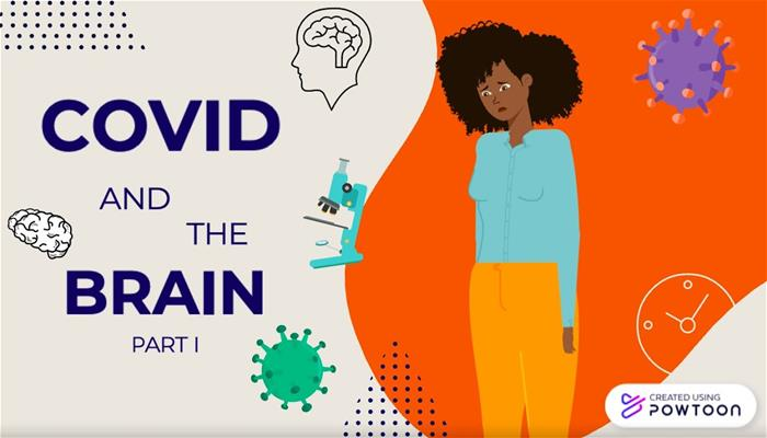 Covid and the Brain. Part I