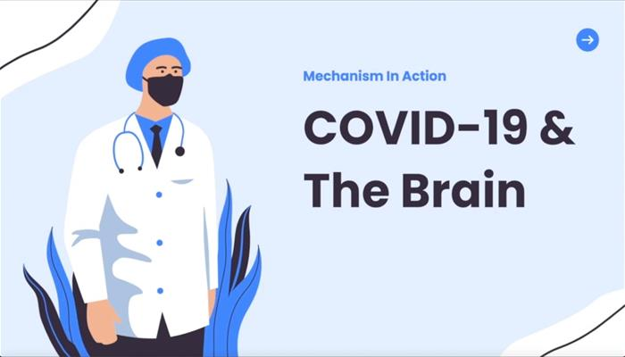 Covid19 and the Brain