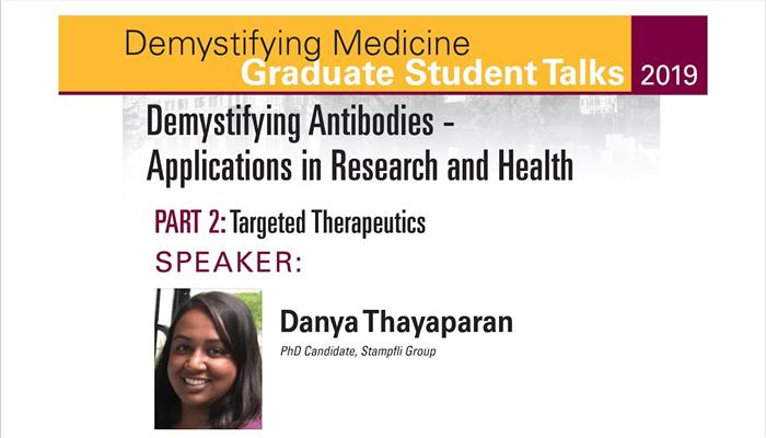 Demystifying Antibodies - Applications in Research and Health - Part 2