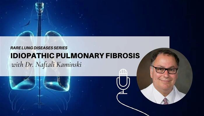 Demystifying pulmonary fibrosis with single cell RNA sequencing Podcast with Dr. Kaminski