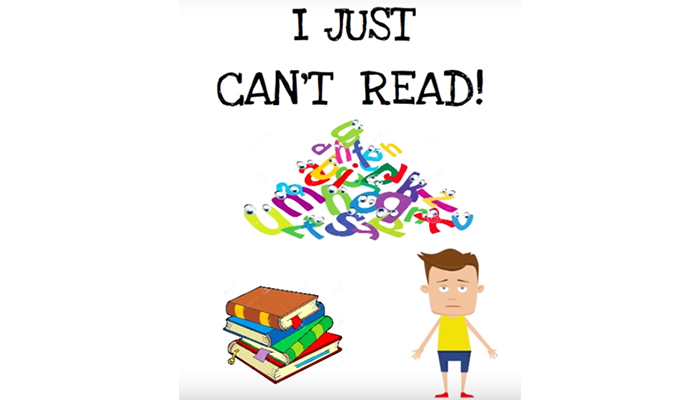 Dyslexia: I just can't read