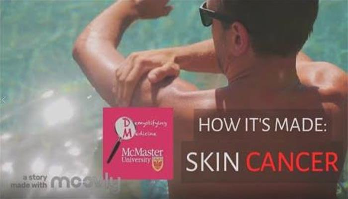 How its Made Skin Cancer