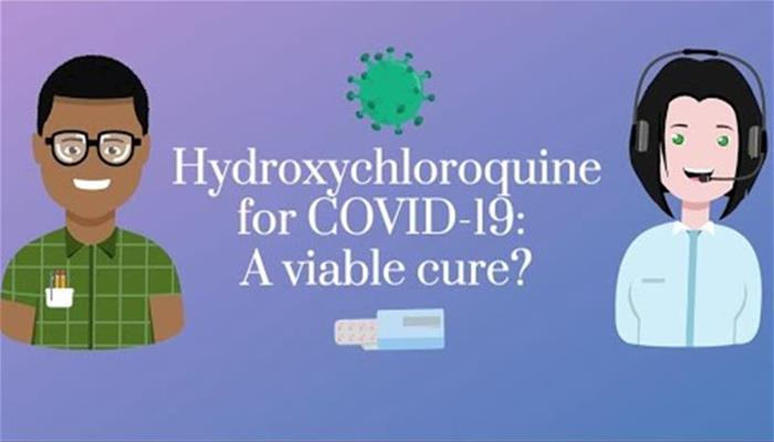 Hydroxychloroquine for Covid-19 A viable cure
