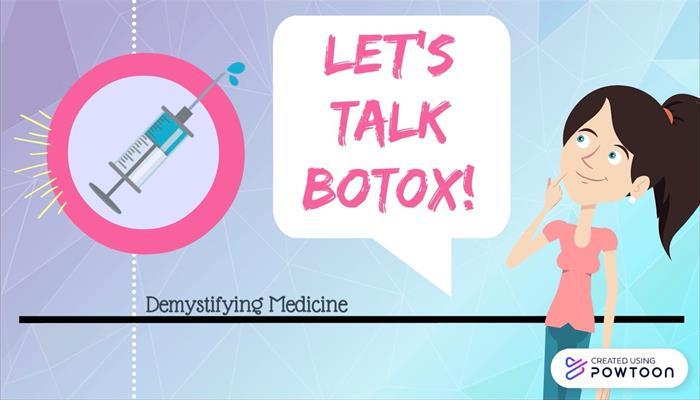 Lets Talk Botox