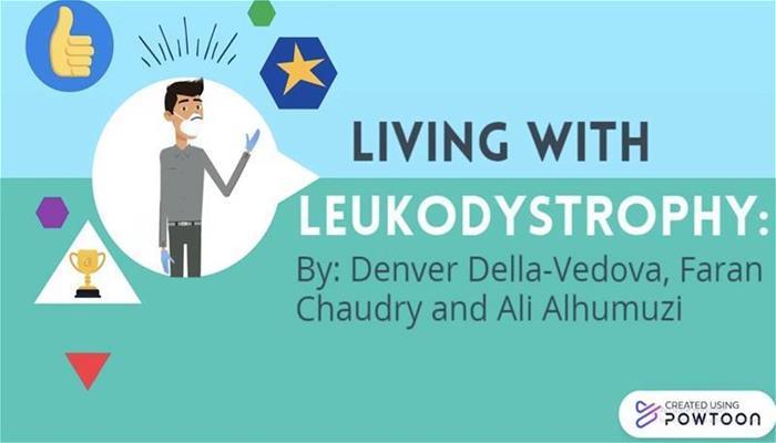 Living with Leukodystrophy